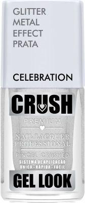Esmalte Crush Celebration Efeito Gel Look
