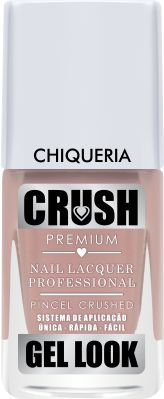 Esmalte Crush Chiqueria Gel Look