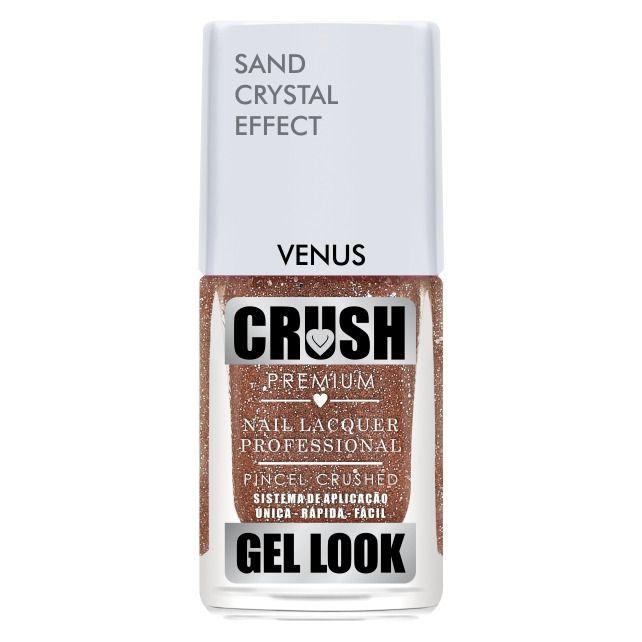 Esmalte Crush Vênus Efeito Gel Look
