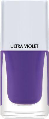 Esmalte Crush Efeito Gel Look Ultra Violet