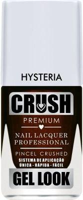 Esmalte Crush Hysteria Efeito Gel Look