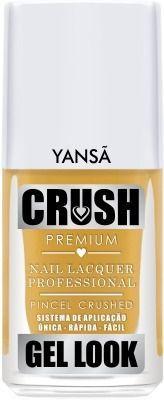 Esmalte Crush Iansã Efeito Gel Look
