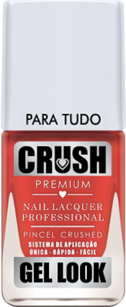 Esmalte Crush Efeito Gel Look Para Tudo