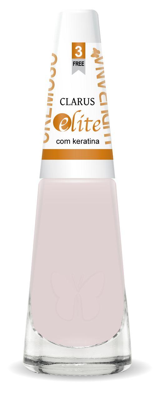Esmalte Ludurana Clarus Rosa Cremoso 3 Free