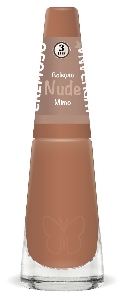 Esmalte Ludurana Mimo Nude 3 Free