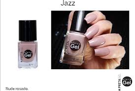 Esmalte Preta Gil Jazz