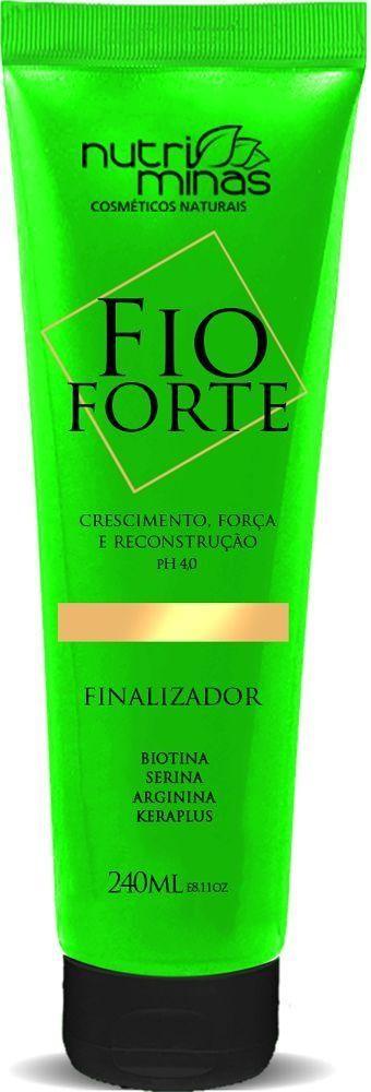 Finalizador Reconstrutor Fio Forte Nutriminas