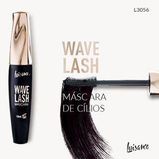 Mascara De Cilios Luisance Wave Lash