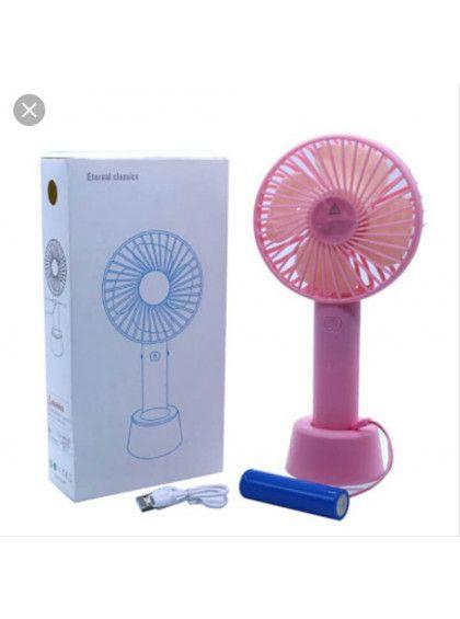 Mini ventilador para secar alongamento de cilios
