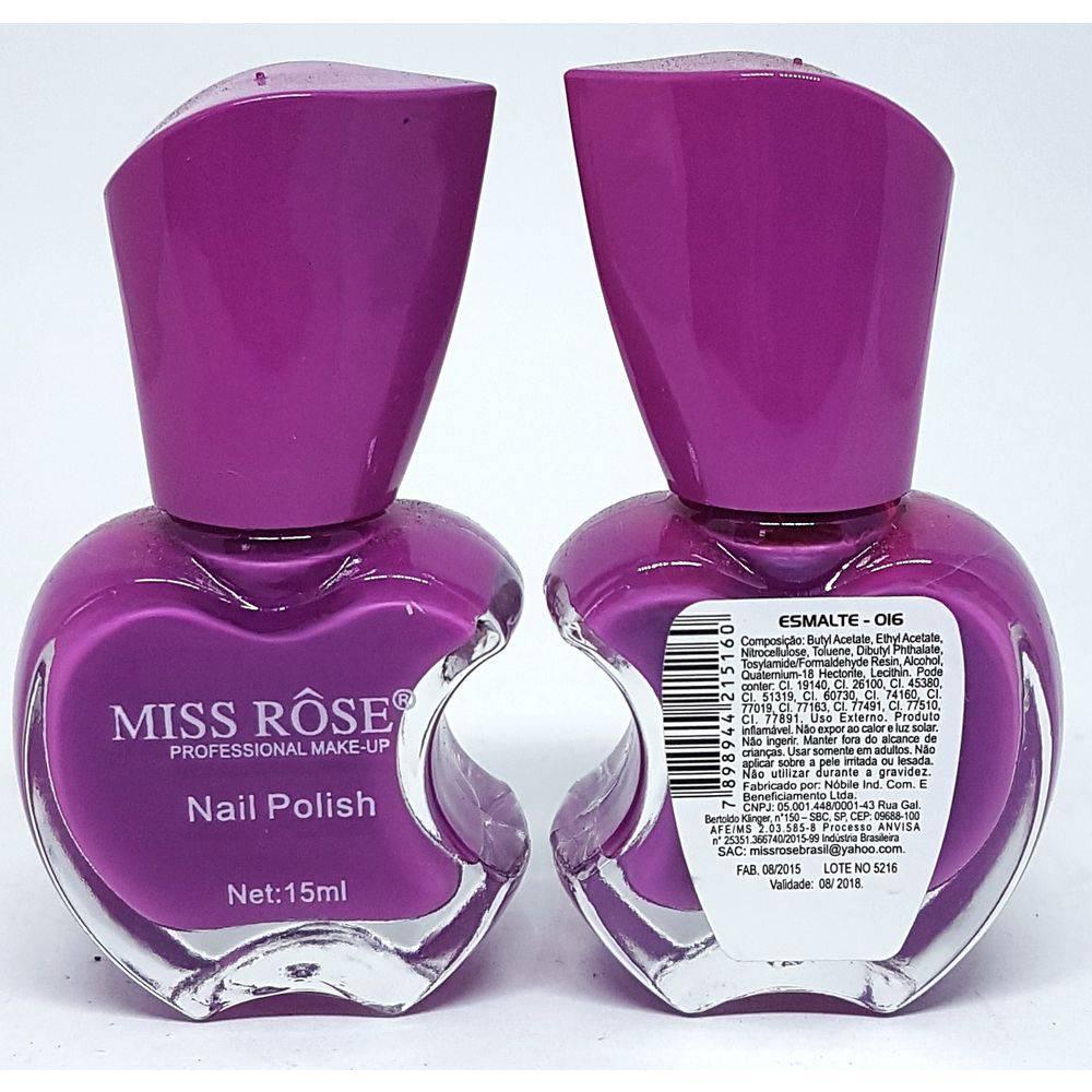Miss Rose 16