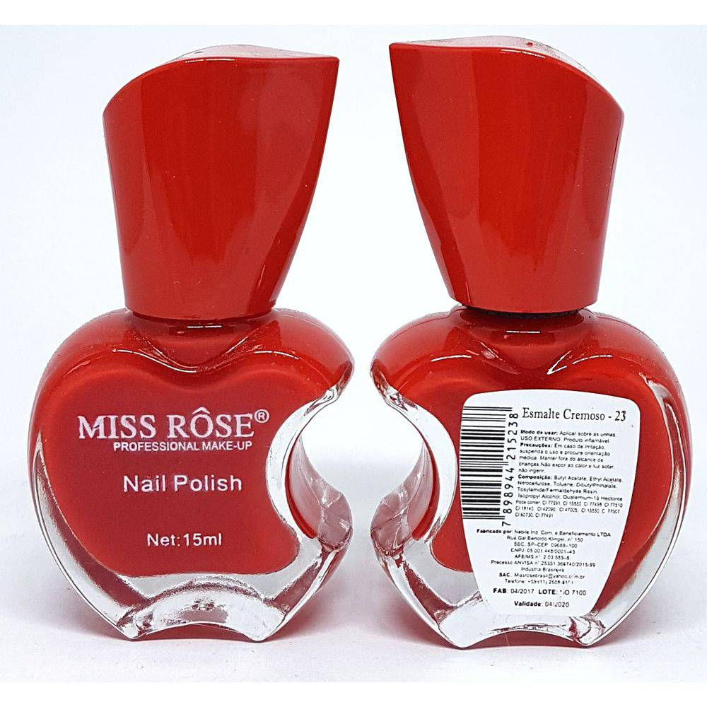 Miss Rôse 23