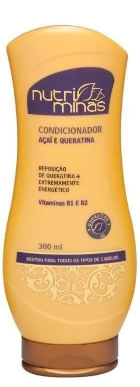 Nutriminas Condicionador Açaí 300ml