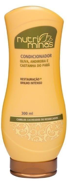 Nutriminas Condicionador Oliva 300ml