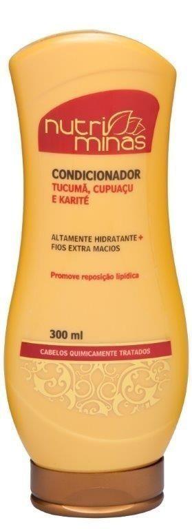 Nutriminas Condicionador Tucumã 300ml