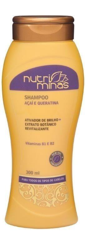 Nutriminas Shampoo Açaí 300ml