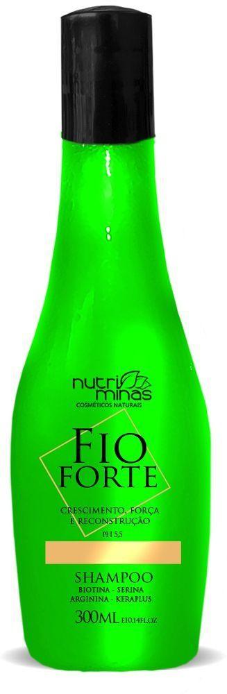 Shampoo Reconstrutor Fio Forte Nutriminas