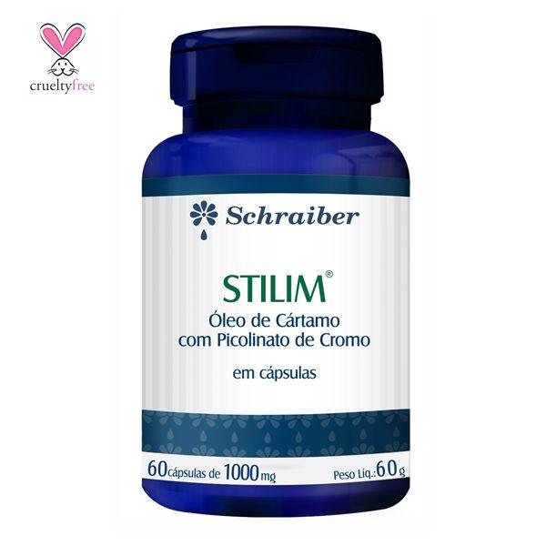 STILIM - Óleo de Cartámo com Picolinato de Cromo