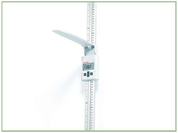 Estadiômetro  Digital CHARDER - HM210D - 210 cm