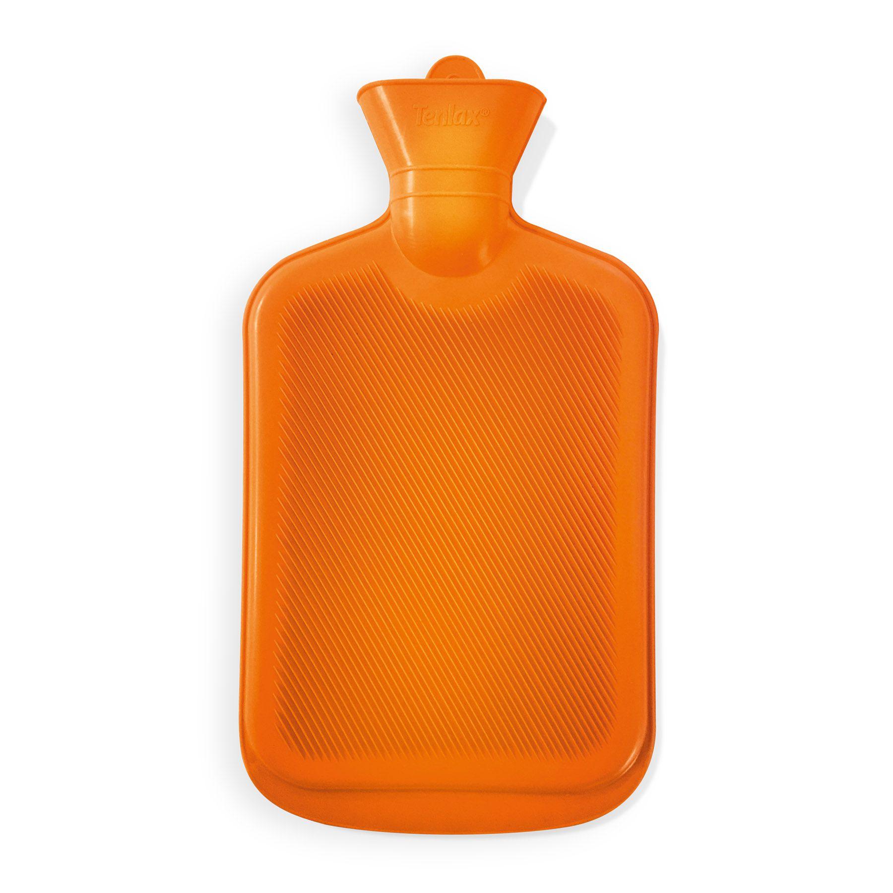 KIT Bolsa de Água Quente G e Bolsa para Gelo M - Tenlax HOT e ICE - Terapia Térmica