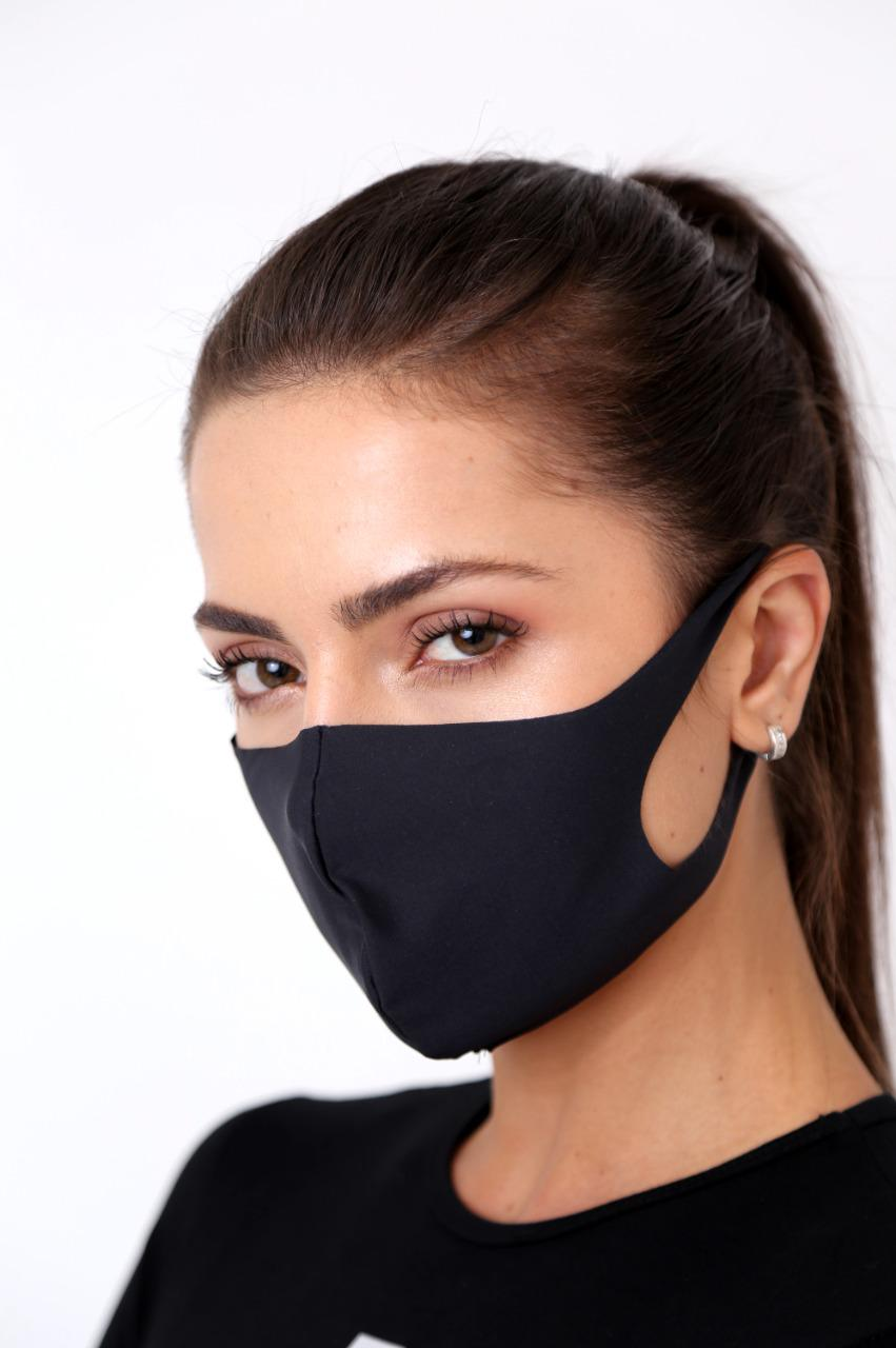 Máscara Reutilizável  Antibactericida Fashion MED