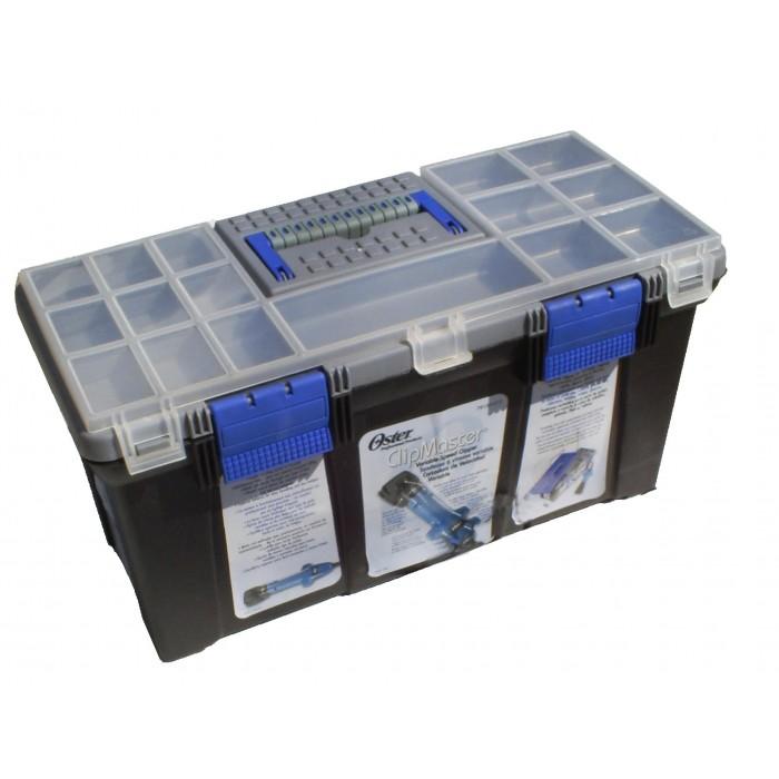 *Máquina de Tosquia Clipmaster Vel. Var. - 110V - Oster - Tosquiadeira para Equinos e Bovinos  - ElanTrade Máquinas e Equipamentos para Estética Animal