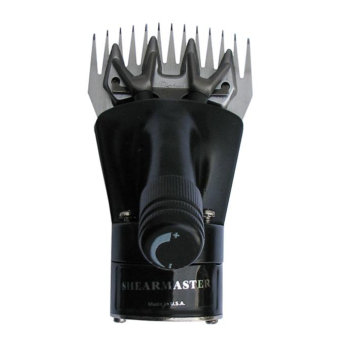 Cabeçote Shearmaster - Com Lâminas  - ElanTrade Máquinas e Equipamentos para Estética Animal