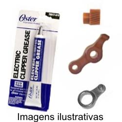Kit Manutenção Cabeçote Golden A5 2 Velocidades  - ElanTrade Máquinas e Equipamentos para Estética Animal