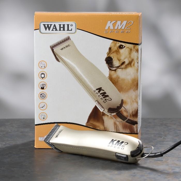 *Máquina de Tosa KM2 - Wahl  - ElanTrade Máquinas e Equipamentos para Estética Animal