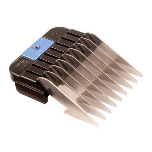 Kit de Pentes Adaptadores em Aço Inox (SNAPS) - 8 Peças - Wahl  - ElanTrade Máquinas e Equipamentos para Estética Animal