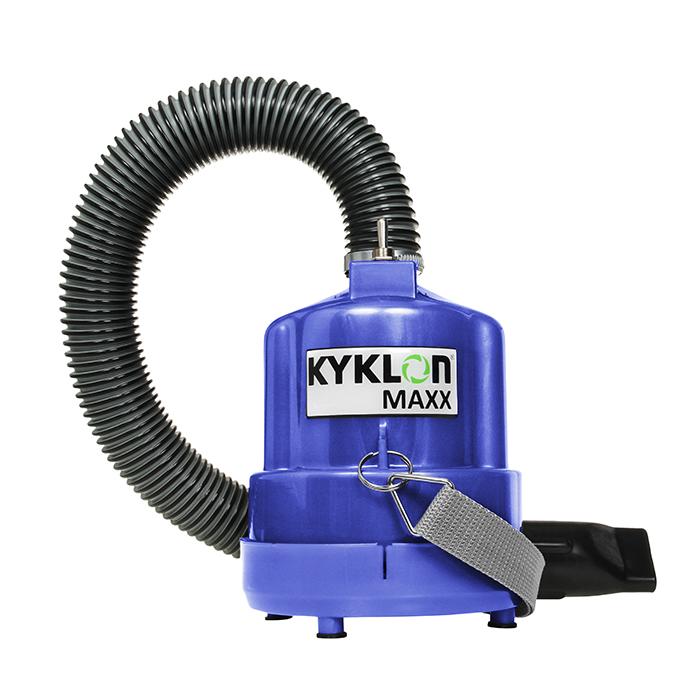 Soprador Maxx 2 Vel. Azul 127V-1400W-Kyklon  - ElanTrade Máquinas e Equipamentos para Estética Animal