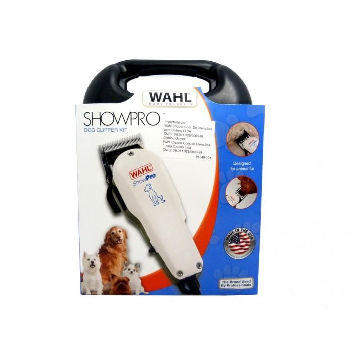 *Máquina de Tosa Doméstica SHOWPRO - Wahl  - ElanTrade Máquinas e Equipamentos para Estética Animal