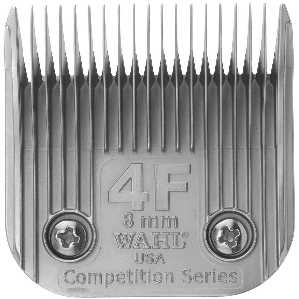 Lâmina 4F -Wahl Competition Series (8,0 mm)  - ElanTrade Máquinas e Equipamentos para Estética Animal