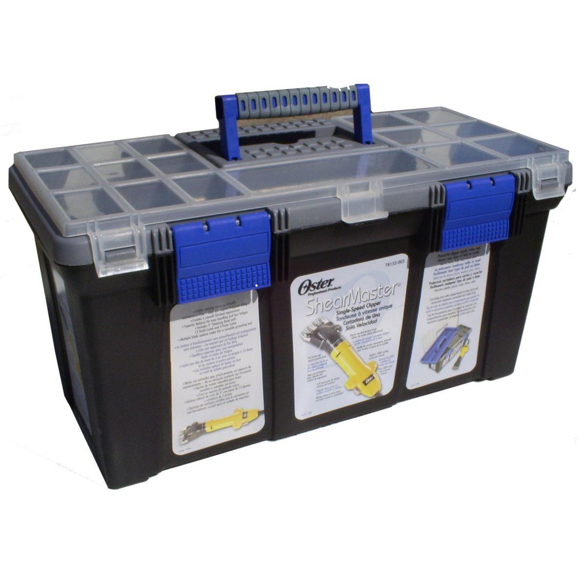 *Máquina de Tosquia Shearmaster 1 veloc. 220V - Oster - Tosquiadeira Ovinos/Caprinos  - ElanTrade Máquinas e Equipamentos para Estética Animal