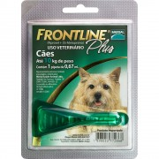 Frontline� Plus C�es -Pequenos - at� 10kg