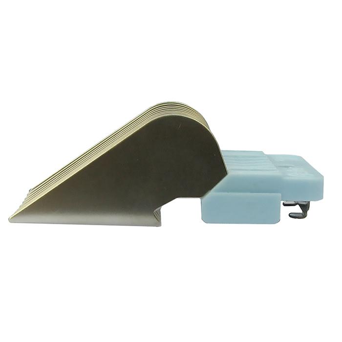 """Pente Adaptador Inox (Snap) 1"""" 2,5 cm - Oster  - ElanTrade Máquinas e Equipamentos para Estética Animal"""