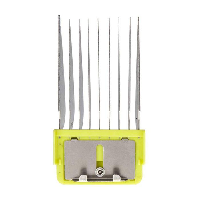 """Pente Adaptador Inox (Snap) 1 1/2"""" 3,8 cm - Oster  - ElanTrade Máquinas e Equipamentos para Estética Animal"""