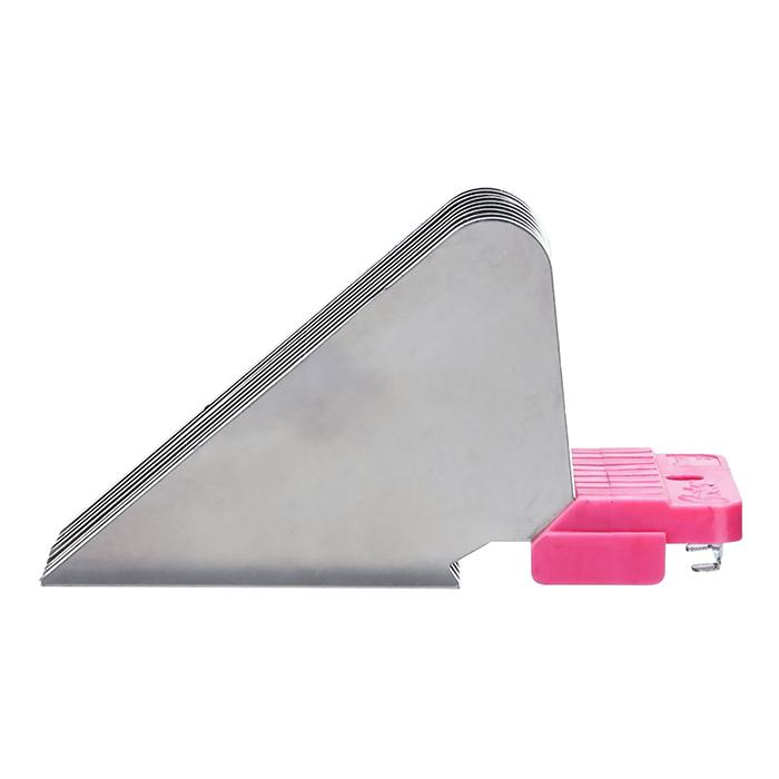 """Pente Adaptador Inox (Snap) 2"""" 5,0 cm - Oster  - ElanTrade Máquinas e Equipamentos para Estética Animal"""