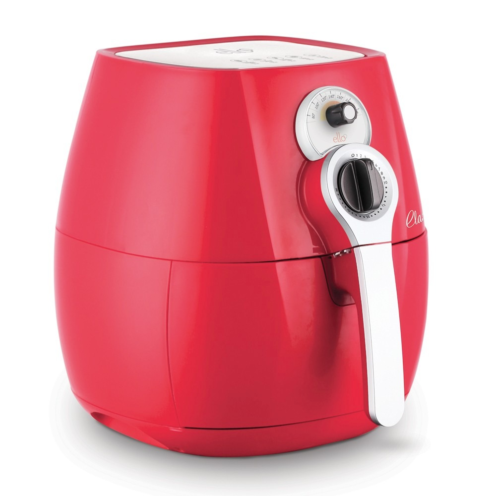 Fritadeira Eletrica sem Oleo Master Fry Classic - EAF204 - 220V - Ello  - ElanTrade Máquinas e Equipamentos para Estética Animal