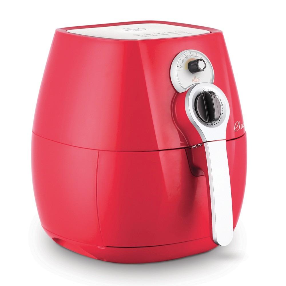 Fritadeira Eletrica sem Oleo Master Fry Classic - EAF204 - 127V - Ello  - ElanTrade Máquinas e Equipamentos para Estética Animal