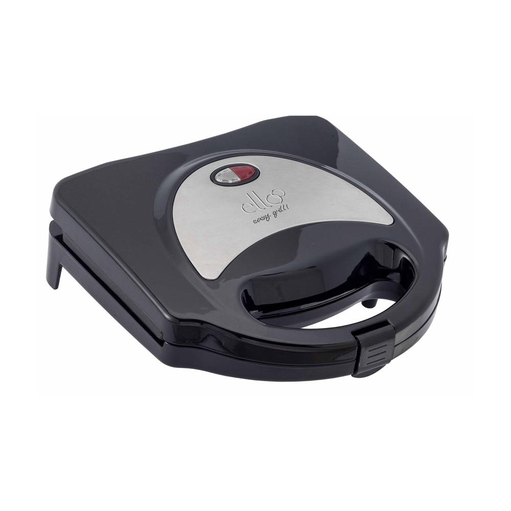 Sanduicheira Easy Grill - Inox / Preto - ESA110 - 220V - Ello  - ElanTrade Máquinas e Equipamentos para Estética Animal