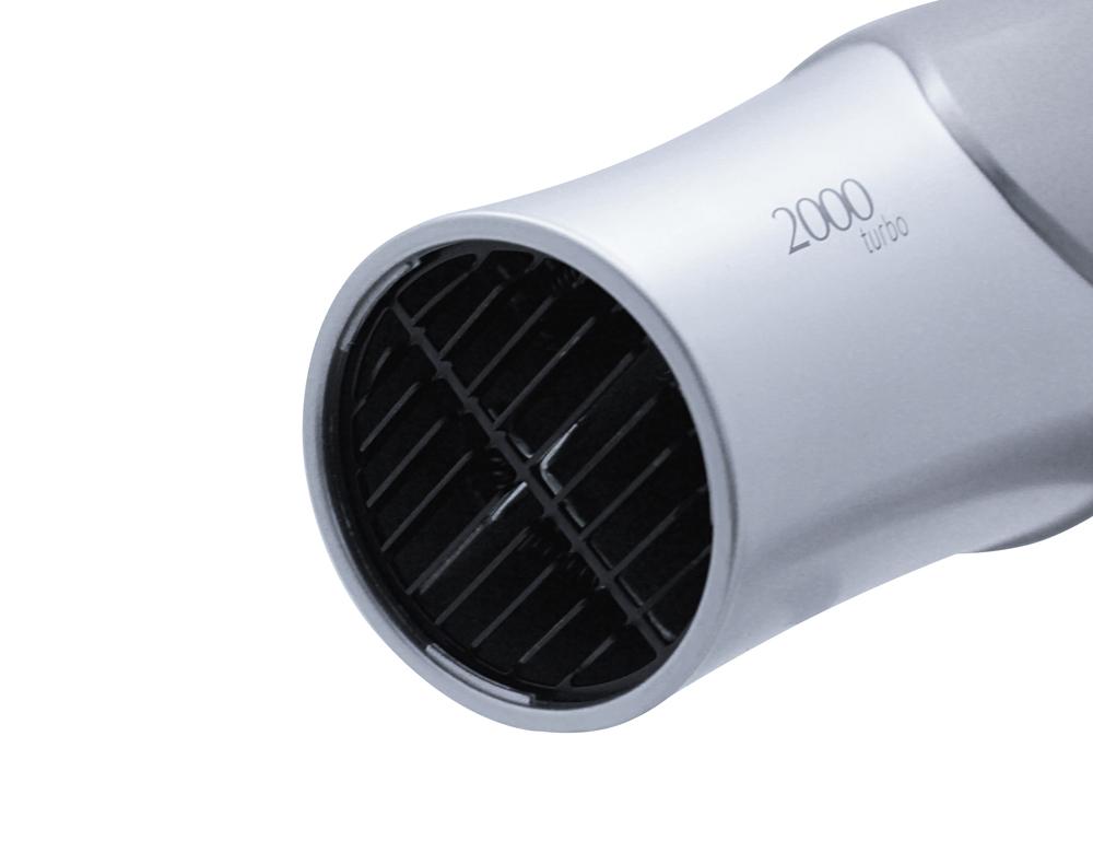 Secador de Cabelos - Hair Dryer 2000 Turbo - 127V - Ello  - ElanTrade Máquinas e Equipamentos para Estética Animal