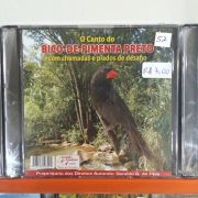 CD bico de pimenta preto