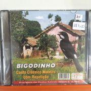 CD Bigodinho