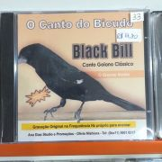 CD Black Bill -Canto Goiano Clássico