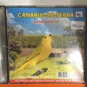 CD canario da terra - sem limite