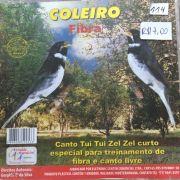 CD coleiro fibra