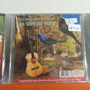 CD o cantar dos pássaros ao som da viola