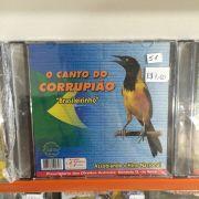 CD o Canto do Corrupiao Brasileirinho