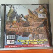 CD o encontro do homem com a natureza