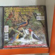 CD o encontro do homem com a natureza Vol 2